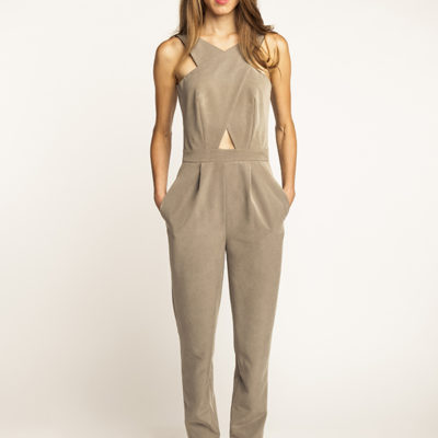 Buy the Ailakki Jumpsuit sewing pattern from Named Clothing from The Fold Line
