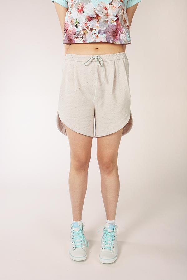 Alexandria Peg Trousers & Shorts - The Foldline