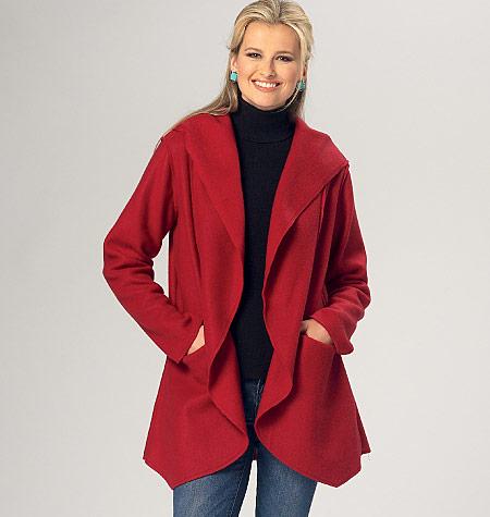 Kwik Sew Jacket 4141 The Foldline
