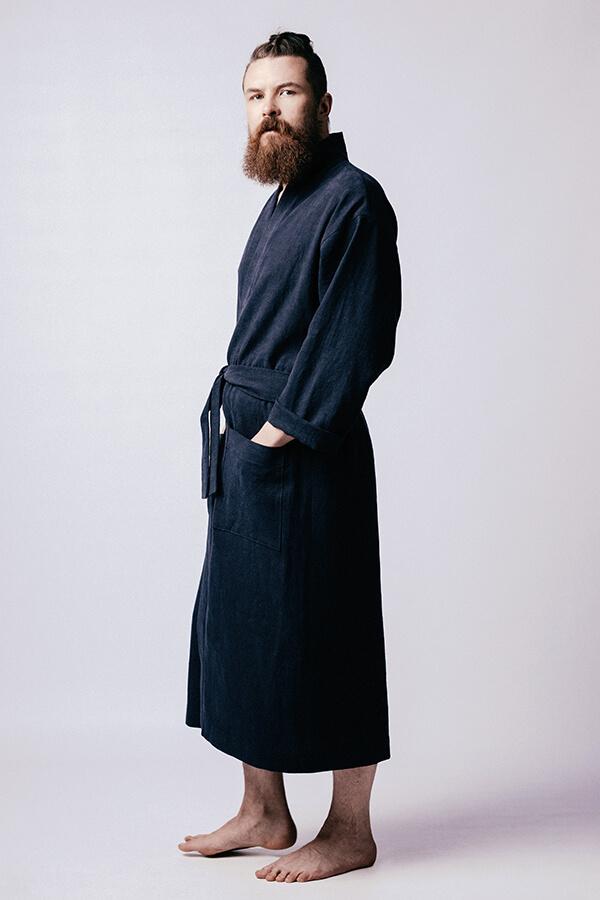 20929ec08c Women s Lahja Dressing Gown PDF - The Foldline