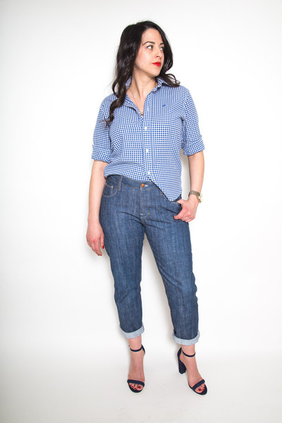 01ff2736d1 Buy the Morgan jeans sewing pattern from Closet Case Patterns from The Fold  Line. Buy the Morgan jeans ...