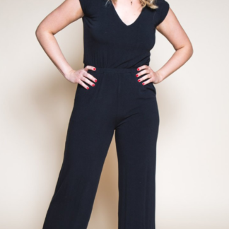 Buy the Sallie Jumpsuit sewing pattern from Closet Case Patterns from The Fold Line