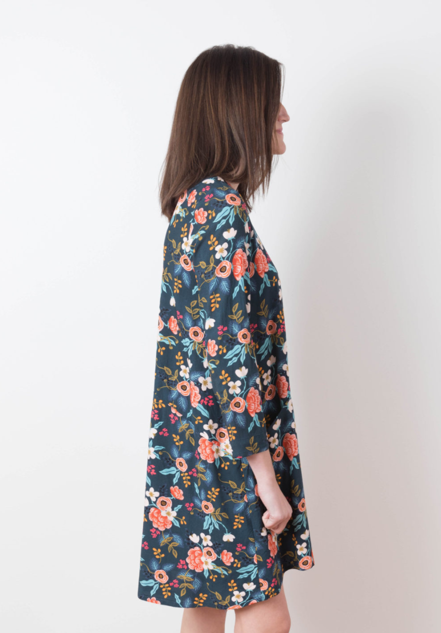b1b0ce24467 Buy the Farrow dress sewing pattern from Grainline Studio from The Fold Line