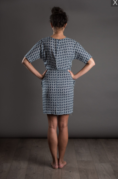 Buy Sheath Dress Sewing Pattern - The Avid Seamstress - Available from The Fold Line