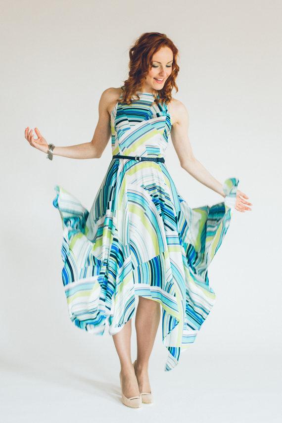 02dd4216a1b5 Maxi Dress. Dressy Talk. PDF sewing pattern ...