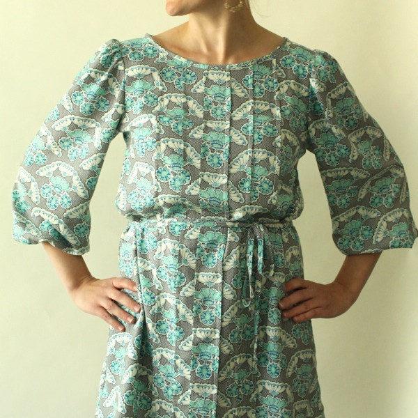 67a6e4304 Josephine Dress and Top - The Foldline