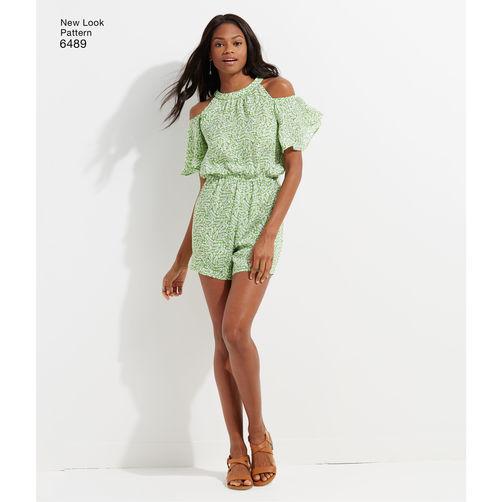 New Look Jumpsuit, Romper & Dress 6489 - The Foldline