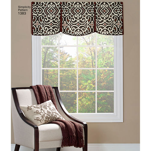 Simplicity Valances For 36