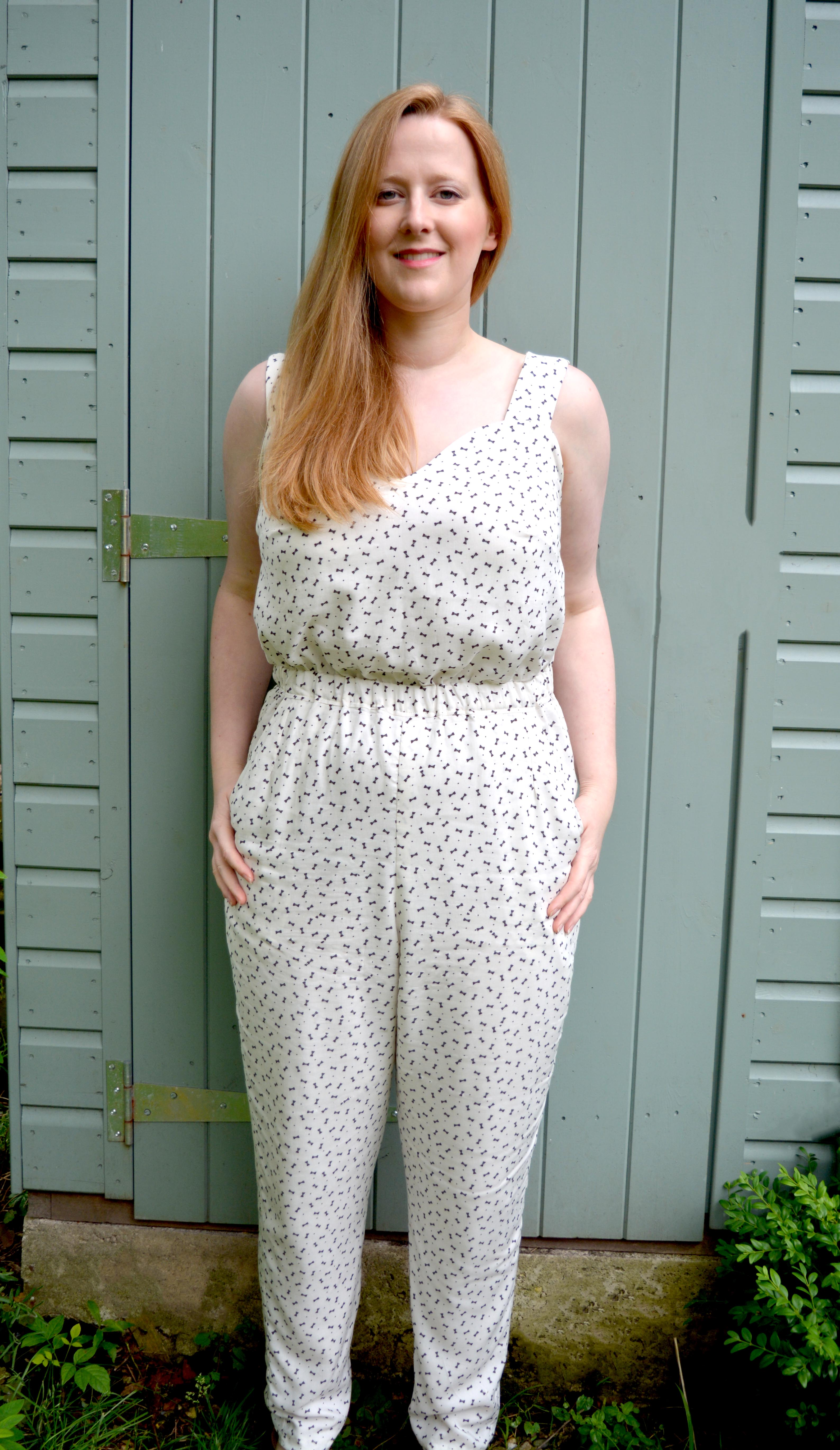 97d0fdb78c09 Marigold jumpsuit and trousers - The Foldline