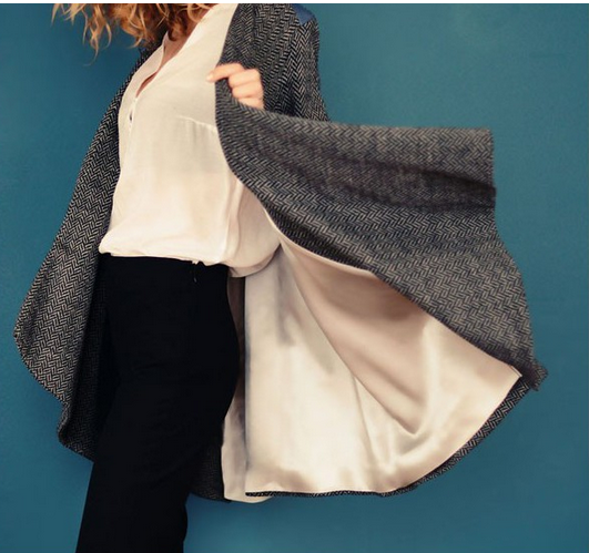 Top 10 Coat Sewing Patterns To Make This Winter The Foldline