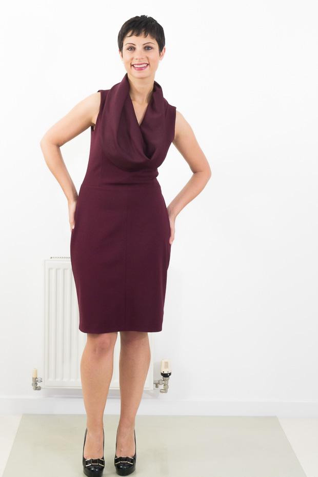 Vogue Dress V1531