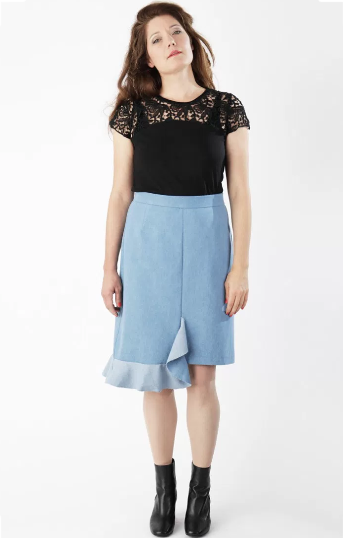 f1508a521def Margo Skirt - The Foldline