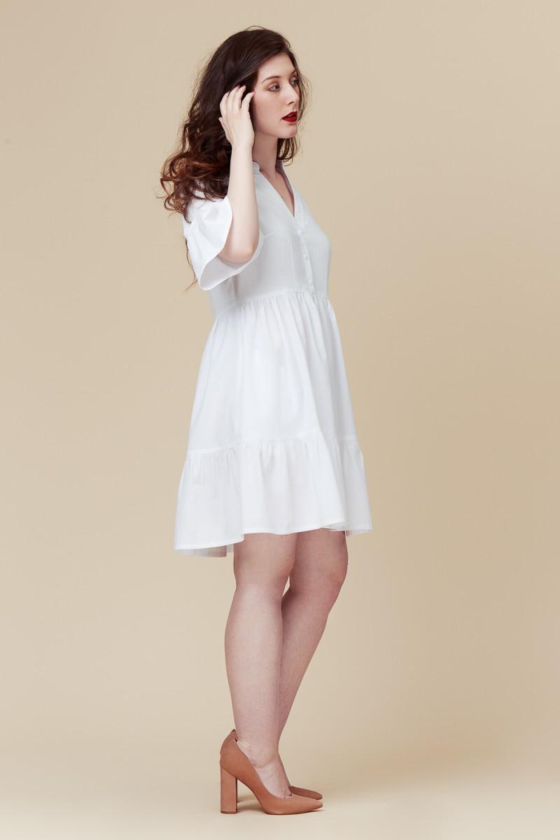 Myosotis Dress