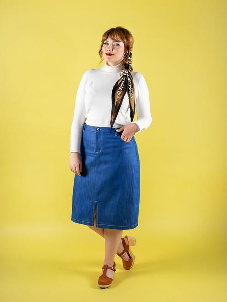 241a2bce41 Ness Skirt - The Foldline