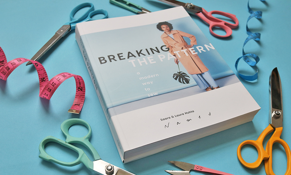 Breaking the Pattern - Book Review - Named Clothing - The ...