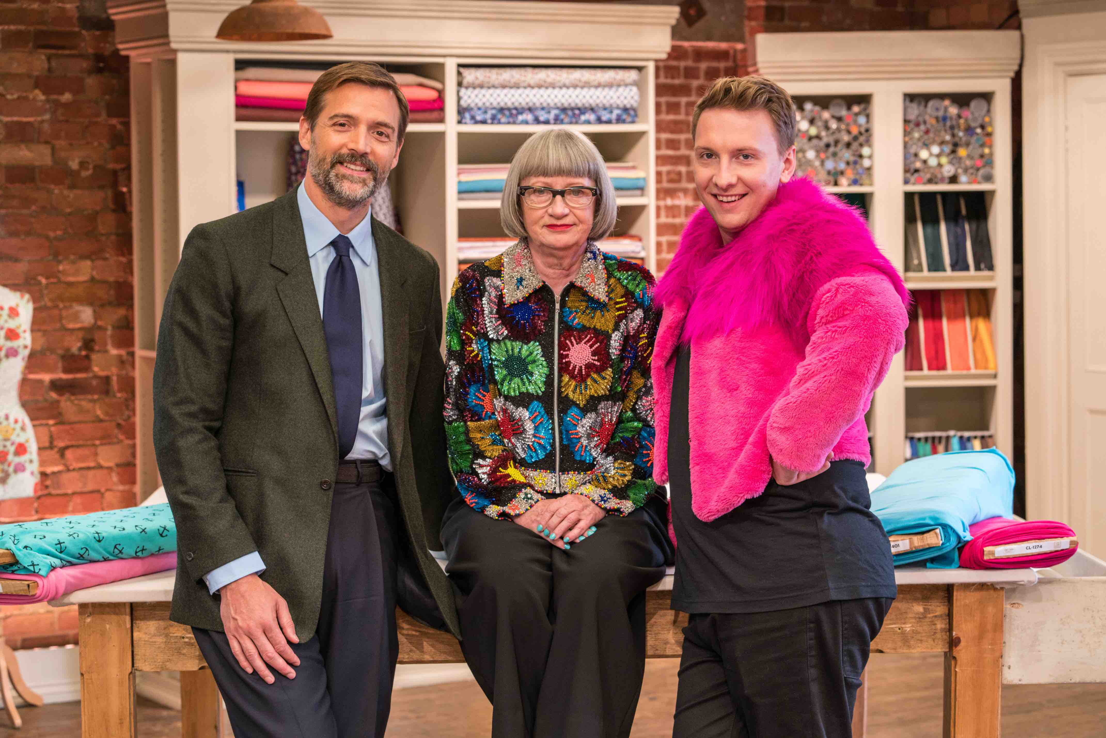 Great British Sewing Bee 2019 Series 5 - The Foldline