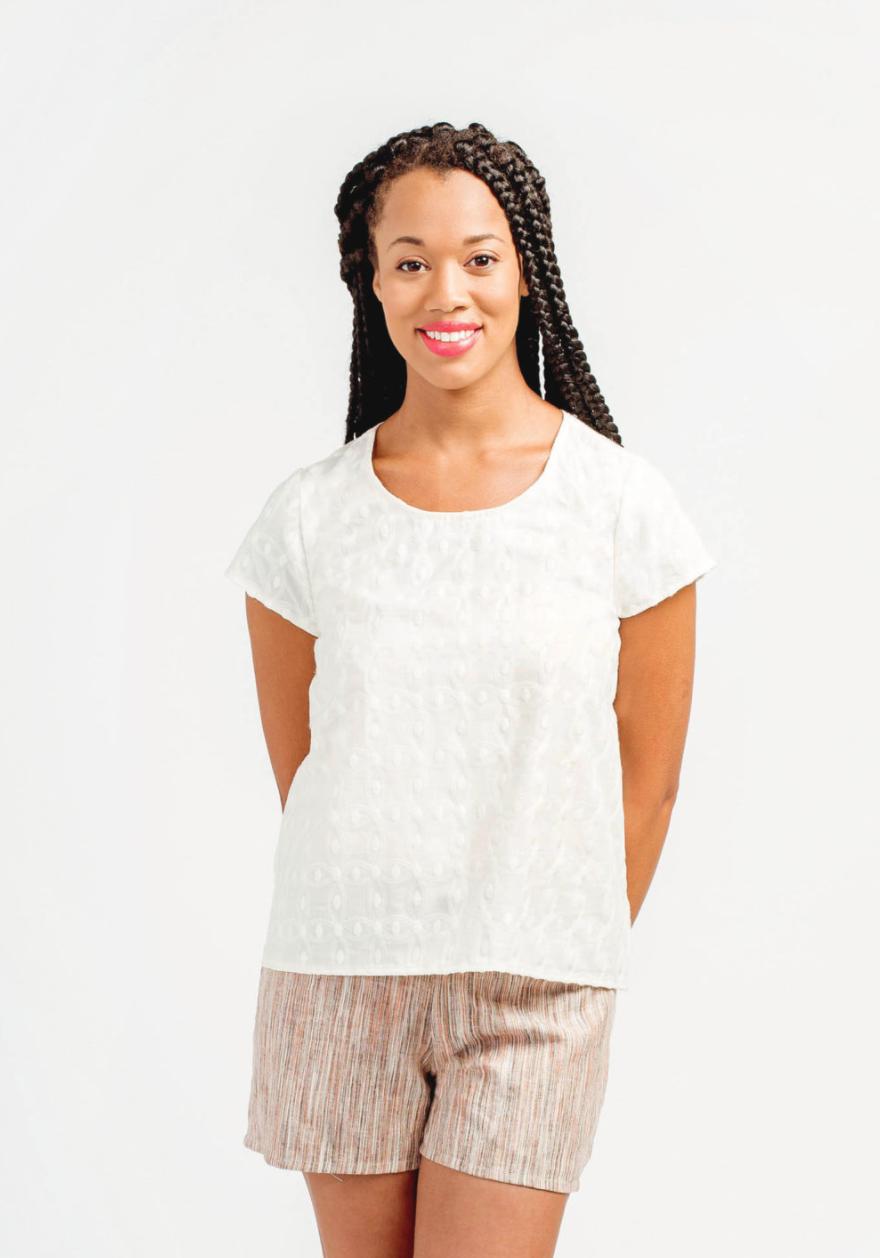 Beginner Sewing Patterns For Dressmakers The Foldline